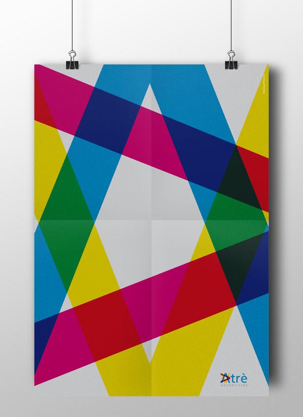 overprint design examples