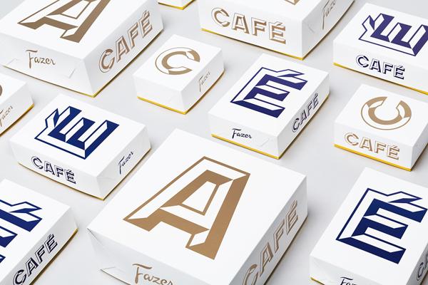 Fazer Café Branding
